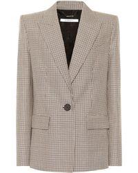 Givenchy - Single-breasted Wool Blazer - Lyst