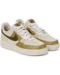 Nike Sneakers Air Force 1 - Grün