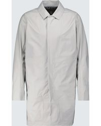 Veilance Partition Lt Coat - Grey
