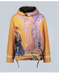 Valentino Exclusivo en Mytheresa – chaqueta estampado Yellow City - Multicolor