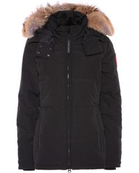 Canada Goose Chelsea Down Parka - Black