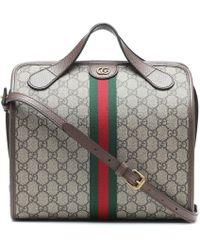 """Gucci Borsone Mini """"ophidia Gg Supreme"""" - Multicolore"""