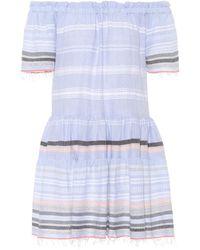 lemlem - Kal Off-the-shoulder Minidress - Lyst
