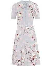 Valentino - Jacquard Dress - Lyst