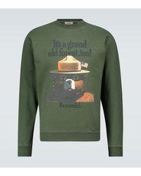 Phipps Sweat-shirt Smokey Bear - Vert