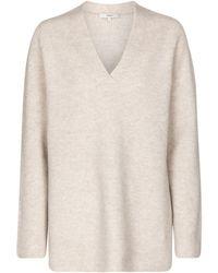 Vince Pullover in lana e cashmere - Multicolore