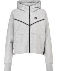 Nike Sudadera Tech-Fleece Windrunner - Gris