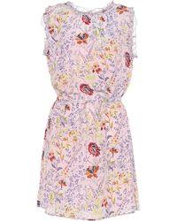 Velvet - Raelynn Printed Sleeveless Dress - Lyst