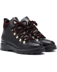 Woolrich - Leather Ankle Boots - Lyst