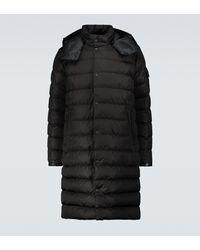 Moncler Technical Fabric Jacket - Black