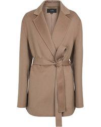 JOSEPH Cenda Wool And Cashmere Jacket - Multicolor