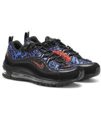 Nike Sneakers Air Max 98 Premium - Nero