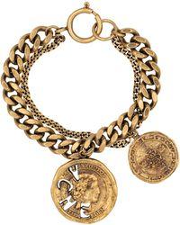 Acne Studios Charm Bracelet - Metallic