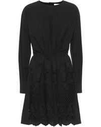 See By Chloé Kleid aus Baumwolle - Schwarz