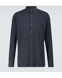Tom Ford - Corduroy Long-sleeved Shirt - Lyst