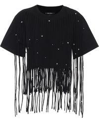 Isabel Marant T-shirt Bianea - Noir