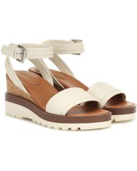 See By Chloé Colorblock Wedge - Multicolor
