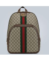 Gucci - Ophidia GG Medium Backpack - Multicolour