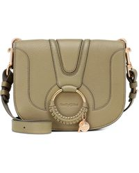 See By Chloé - Hana Small Leather Shoulder Bag - Lyst
