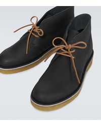 Clarks Polacchine Desert Boot 221 - Nero
