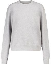 WARDROBE.NYC Release 02 Cotton Sweatshirt - Grey