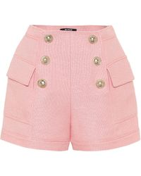 Balmain Short - Rose