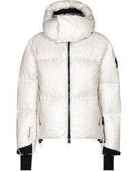 Moncler Genius 3 Moncler Grenoble Chalvine Down Ski Jacket - White