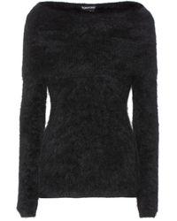 Tom Ford - Pullover aus einem Angoragemisch - Lyst