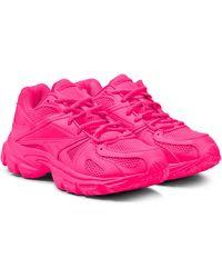 Vetements X Reebok Spike Runner 200 Sneakers - Pink