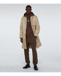 Nanushka Ever Hooded Sweatshirt - Brown