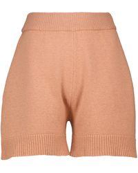 Frankie Shop - Shorts Juno en mezcla de lana - Lyst