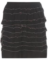 Isabel Marant - Silk Skirt - Lyst