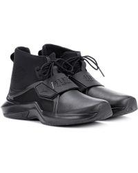 PUMA Sneakers The Trainer Hi - Schwarz