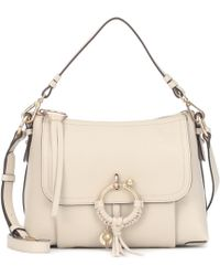 See By Chloé - Joan Small Leather Shoulder Bag - Lyst