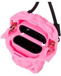 Versace Custodia per AirPods La Medusa - Rosa