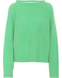Jardin Des Orangers - Ribbed Cashmere Sweater - Lyst