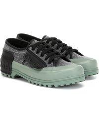Marco De Vincenzo X Superga Sneakers - Grau