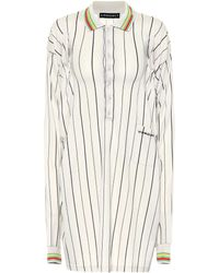 Y. Project - Striped Cotton Shirt - Lyst