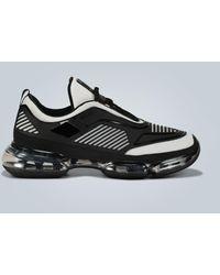 Prada Sneakers Cloudbust - Schwarz