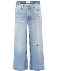 FRAME Jeans Le Reconstructed Mix - Blu