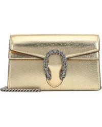 Gucci Dionysus Super Mini Bag - Metallic