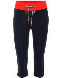 The Upside Leggigs a 3/4 Power Pants - Blu