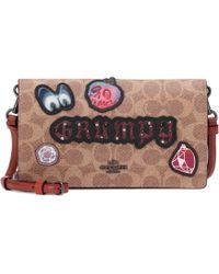 43eda760de Marc Jacobs X Disney Rummage Small Messenger Bag in Black - Lyst