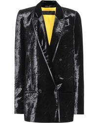 Haider Ackermann - Velvet Jacket - Lyst