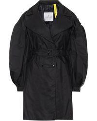 Moncler Genius 4 Moncler Simone Rocha Curtisia Coat - Black