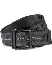 Off-White c/o Virgil Abloh Industrial Belt - Black