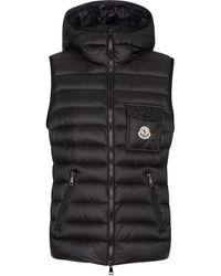 Moncler Glyco Down Vest - Black