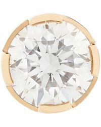 Sophie Bille Brahe Orecchino singolo Diamant in oro 18kt con diamante - Metallizzato