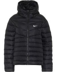 Nike Windrunner Down Jacket - Black