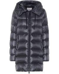 Moncler Suyen Down Coat - Gray